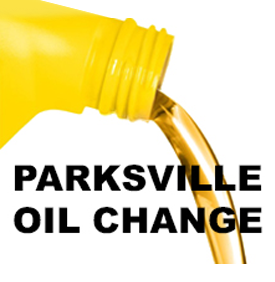 A call to action image for Parksville Oil Change in Parksville, BC
